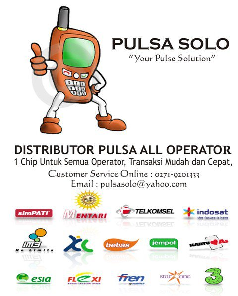 Image Result For Agen Pulsa Flat Solo